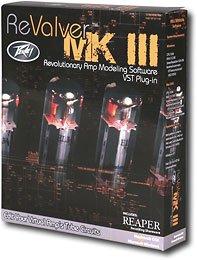 Peavey  - Re-Valver MK III Guitar Amplifier Software