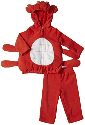 Carter's Baby Boys' Halloween Costume (Baby) - Crab - 24 Months
