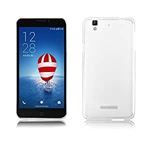 inktree Clear Transparent cover for Micromax Yureka