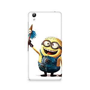 Ebby Scarecrow Minion Premium Printed Case For Vivo Y51L