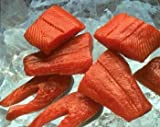 5 pounds Taku River King Salmon Fillets