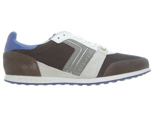 Hugo Boss Faster Road Fashion Sneakers Mens Style: 50261681-417 Size: 9