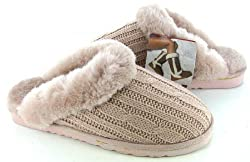 Bearpaw Cozy Womens Slippers Mules Shoes Sheepskin,BabaPink,US 6