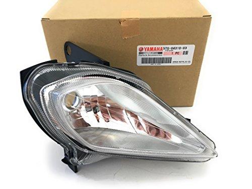 Yamaha Raptor 700, 350, YFZ 450,YFZ450 Wolverine Right Headlight (2012 Yfz 450 Headlight compare prices)