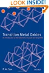 Transition Metal Oxides: An Introduct...