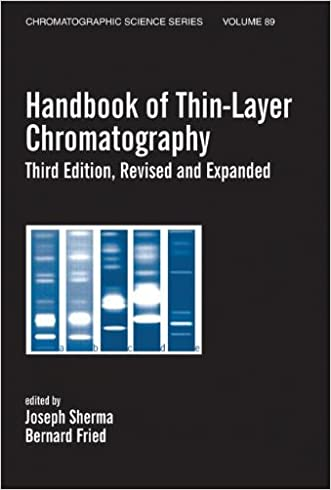 Handbook of Thin-Layer Chromatography (Chromatographic Science Series)