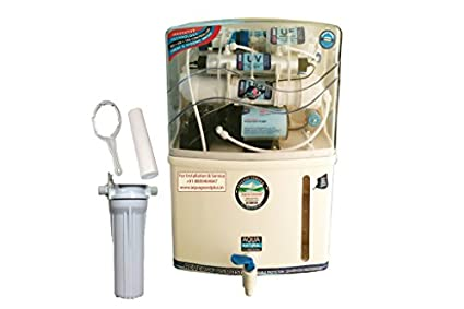 Aqua Grand Skyscraper Purifier Pear 12L RO UV UF Water Purifier