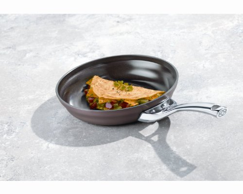 Calphalon Contemporary 8-Inch Bronze Anodized Edition Nonstick Omelette Pan