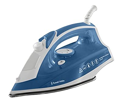 Russell Hobbs 23061 Supreme Steam Traditional Iron, 2400 W