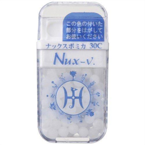 ホメオパシージャパンレメディー 基本28 Nuxーv. ナックスボミカ 30C 大ビン
