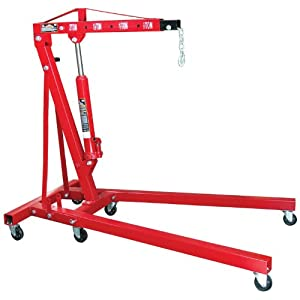 Torin T32001 Foldable Engine Hoist - 2 Ton