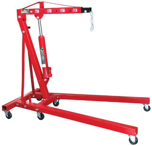 Buy Torin T32001 Foldable Engine Hoist - 2 Ton