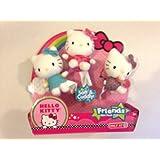 Hello Kitty Friends Mini Plush Dolls