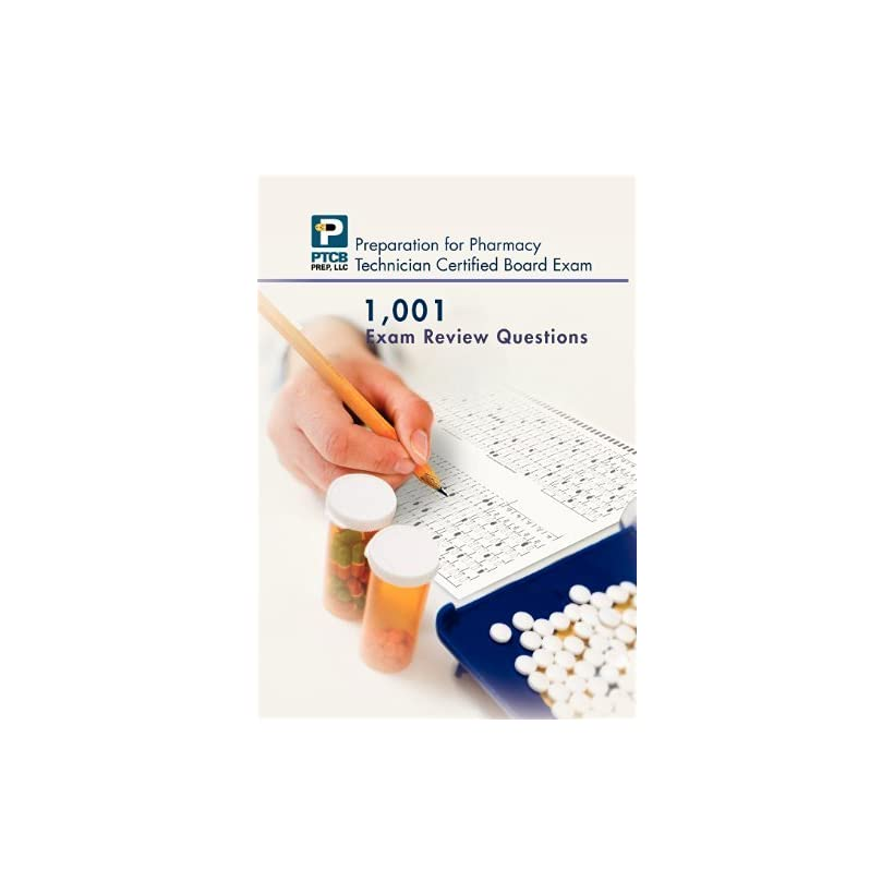 1001 Certified Pharmacy Technician Board Review Exam On Popscreen