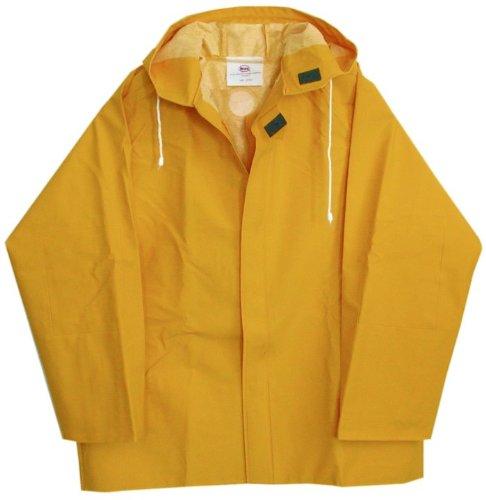 Boss Yellow Rain Jacket - 50Mm, Size L, Model# 3Pr0500Yl [Misc.] front-224895