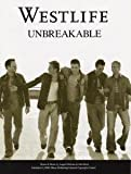 MUSIC SALES WESTLIFE UNBREAKABLE - PVG Sheet music pop, rock, ... Piano voice guitar