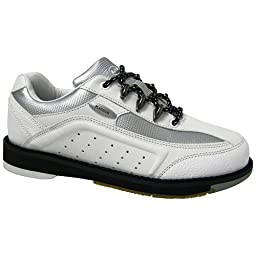 Elite Platinum Right Hand Womens Bowling Shoes - Size 10