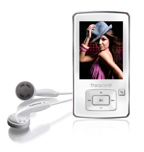 Transcend MP3プレーヤー MP870 8GB TS8GMP870