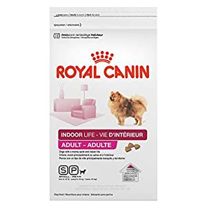 Royal Canin Indoor Life Small Breed Adult Dog Food, Chicken, 2.5lb