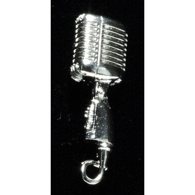 Harmony Jewelry Shure 55Sh Microphone Amp - Silver