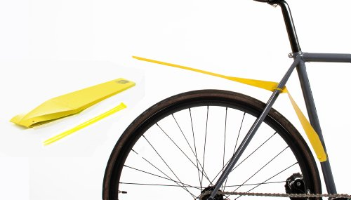 Foldnfix Mudguard - Yellow Picture