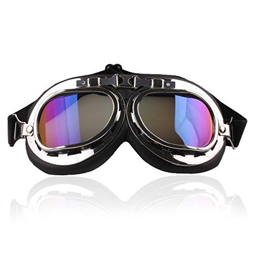 Butterme-Motorrad-Schutzbrille-Raf-Aviator-Vintage-Pilot-Biker-Cruiser-Pilot-Fliegerbrille-Motocross-Cruisers-Windproof-Sun-UV-Wind-Eye-Protect-Helmmaske-Eyewear-Sport-Schutzbrille