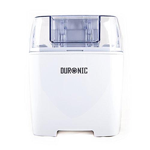 Duronic IM540 - Heladera para hacer helados de crema, sorbete y congelar yogur
