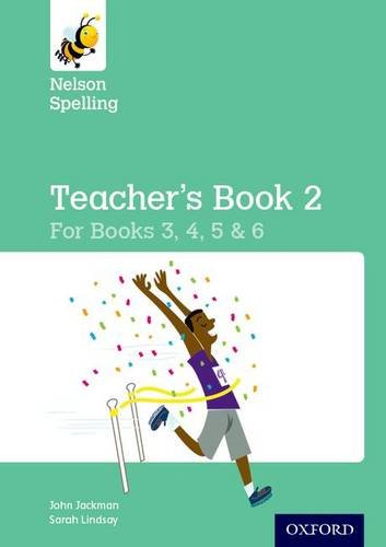 Nelson Spelling Teacher's Book 2 (Year 3-6/P4-7)