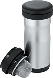 Thermos 12-Ounce Stainless-Steel Tea Tumbler with Infuser