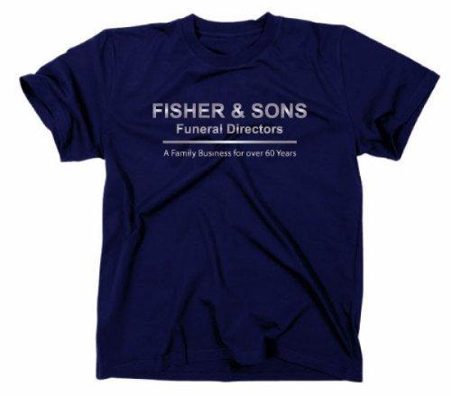 Six Feet Under T-Shirt, maglietta da tifoso TV-Serie,