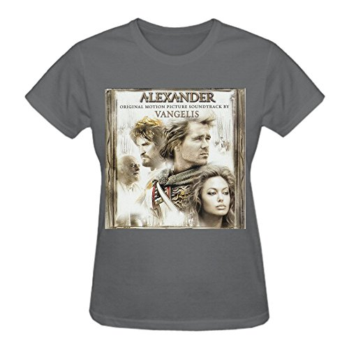latoca-vangelis-alexander-100-cotton-womens-t-shirt-graphic-round-neck-grey