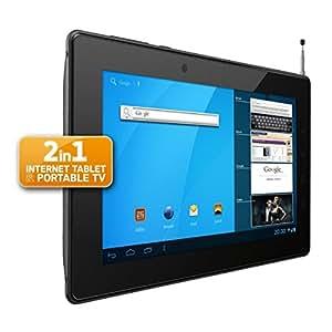 """Odys Motion X610031 Tablette tactile 7"""" (17,8 cm) Processeur Cortex A5 Kernel 1,2 Ghz 8 Go Android 4.0 Wifi Noir"""