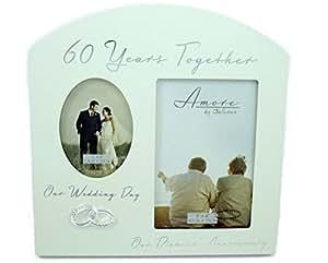 Amazon Wedding Gift List Uk : ... Wedding Gifts Then & Now Photo Frame - 6
