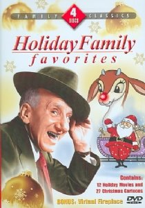 Holiday Family Favorites by Mill Creek Entertainment