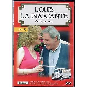 Louis la Brocante 9 Louis et le Violon Noir - Louis et la ferme des Blanchard