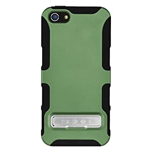 Seidio CSK3IPH5K-GN DILEX Case with Metal Kickstand for use with Apple iPhone 5 - Sage