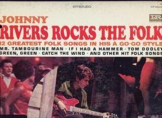 Johnny Rivers - Johnny Rivers Rocks the Folk - Zortam Music
