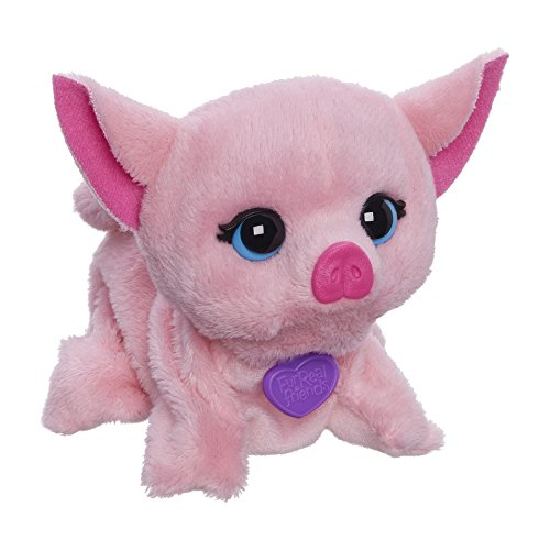 FurReal Friends Luvimals Sweet Singin' Pig Pet Toy - 1