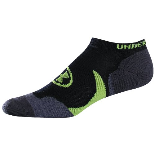 Under Armour Mens Catalyst No Show Running Socks