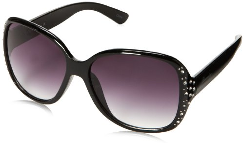 union-bay-womens-u223-oval-sunglassesblack53-mm