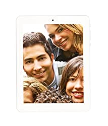 Fly Vision F8s Tablet (7 inch,2.5GB,Wi-Fi+3G+Voice Calling) White