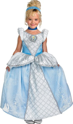 Cinderella Prestige Child 7-8 Kids Girls Costume