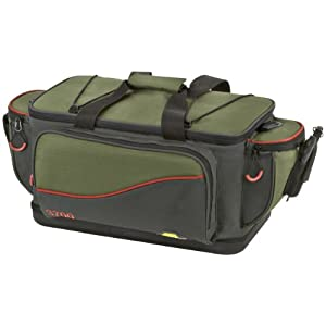 Amazon.com : Plano Molding Company 3700 SoftSider X Tackle Bag