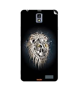 STICKER FOR LENOVO A328 BY instyler