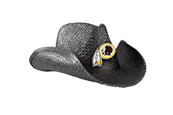 Little Earth Washington Redskins Black Cowboy Hat by Littlearth