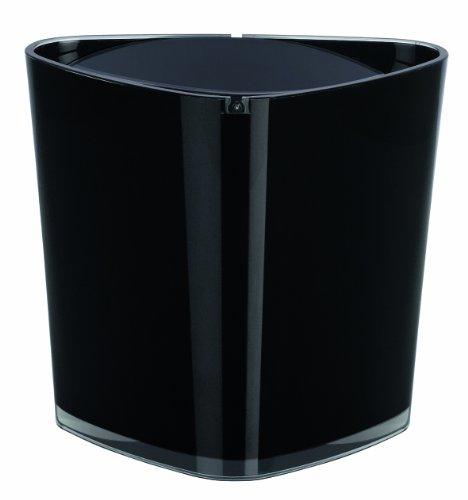 spirella-trix-acrylic-bin-black