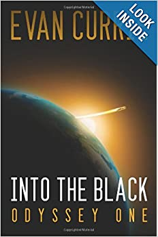 Into the Black (Odyssey One) - Evan Currie
