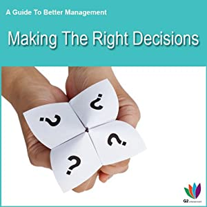 Making the Right Decisions Audiobook