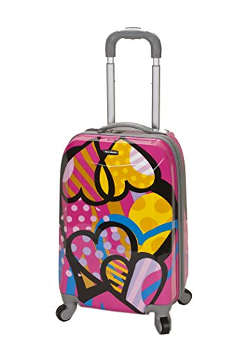 rockland-f151-polycarbonate-carry-on-luggage-set-love-one-size-20-inch