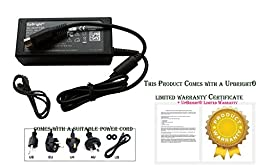 UpBright® NEW AC / DC Adapter For Broken Citizen CT-S300 POS Thermal Printer Power Supply Cord Cable PS Charger Input: 100 - 240 VAC 50/60Hz Worldwide Voltage Use Mains PSU